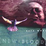 Beth Wood - New Blood album cover