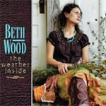 Beth Wood - The Weather Inside album cover